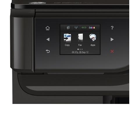 Hp Stampante InkJet Multifunzione Wi-Fi - Officejet 7612A E-all-in-One