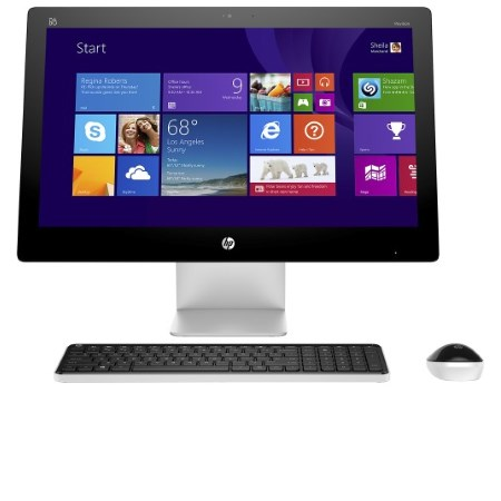Hp PC Desktop All-in-One - Pavilion All-in-one 23-q101nl