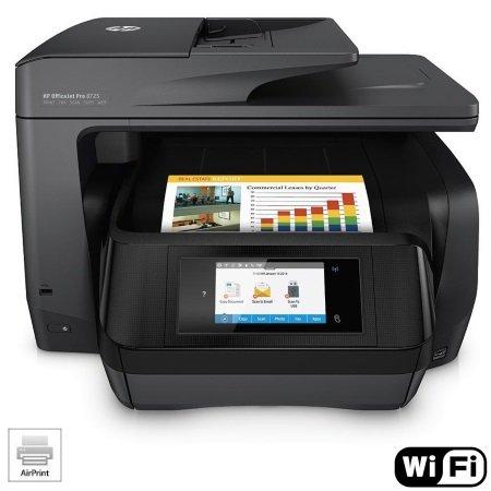 Hp Officejet 8725 Eaio Stampante InkJet Multifunzione a colori