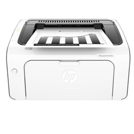 Hp Stampa   Laser - Laserjet Pro M12a