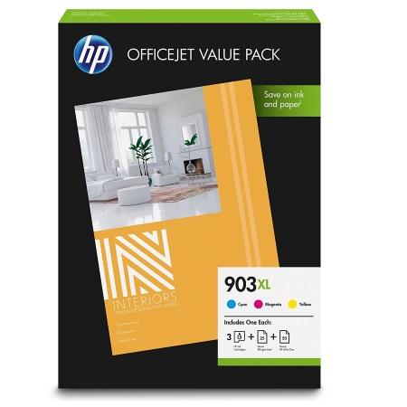 Hp - Confezione convenienza 903XL - 1cc20ae