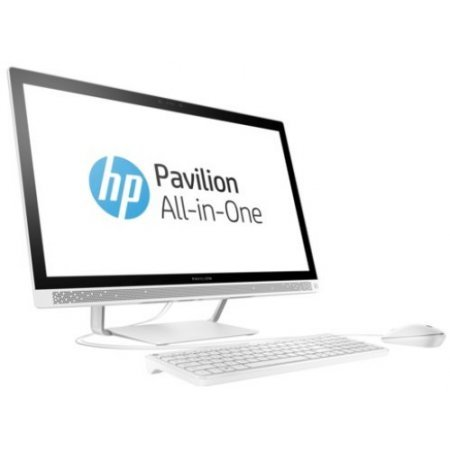 Hp Desktop all in one - 27-r001nl2mk78eaalluminio-nero