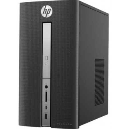 Hp Desktop - 570-p019nl 1zn46ea nero