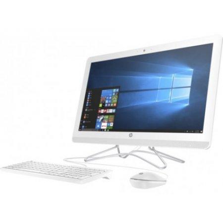 Hp Desktop all in one - 24-e022nl2mq46eabianco