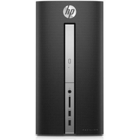 Hp Desktop - 570-p046nl 2cx29ea Nero
