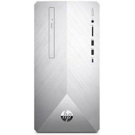 Hp Desktop - 595-p0006nl 4mz47ea Silver-nero