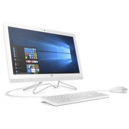 Hp Desktop all in one - 24-f0009nl 4pk41ea Bianco