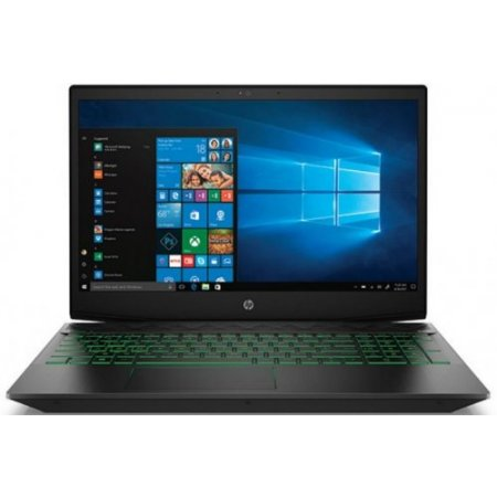 Hp Notebook - 15-cx0003nl Nero-verde
