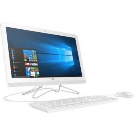 Hp Desktop all in one - 24-f0018nl 4xk60ea Bianco