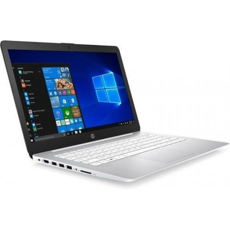 Hp Notebook - 14-ds0004nl 7jx25ea Bianco-argento