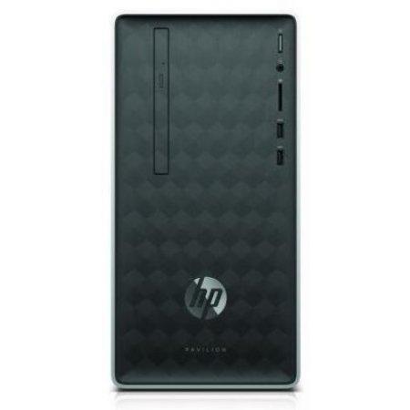 Hp Desktop - 590-a0005nl 6hw06ea Argento