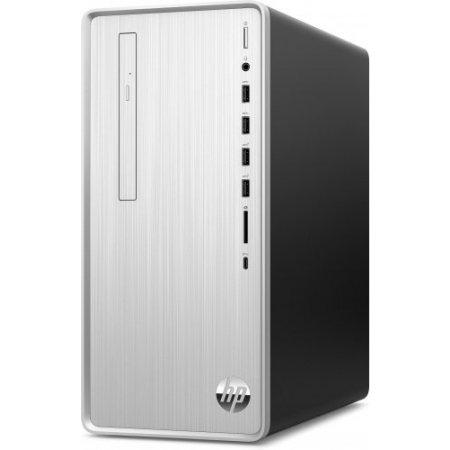 Hp Desktop - Tp01-0018nl 8ey35ea Silver