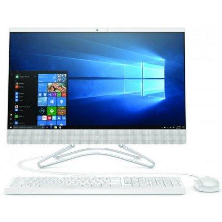 Hp Desktop all in one - 24-f0068nl 8rr61ea Bianco