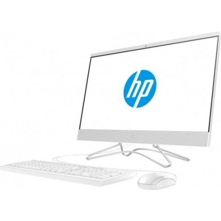 Hp Desktop all in one - 24-f0016nl 4dw93ea Bianco