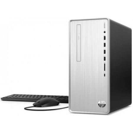 Hp Desktop - Tp01-0000nl 8bg87ea Silver