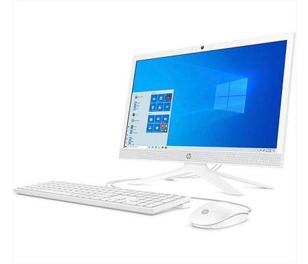 HP Processore Intel Pentium - HP ALL-IN-ONE 21-B0005NL - Snow White
