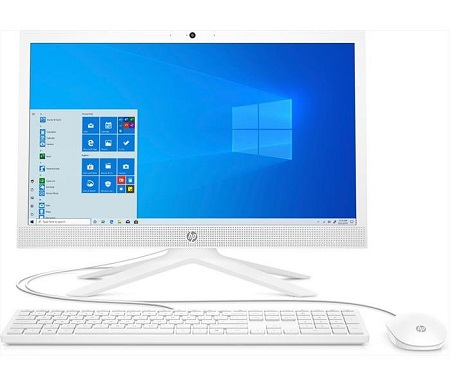 HP - HP ALL-IN-ONE 21-B0005NL - Snow White