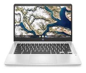 Hp Chromebook Intel Celeron Notebook 128GB - 14a-na0037nl