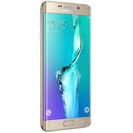 H3g 4G LTE / Wi-Fi/ NFC - Samsung Galaxy S6 Edge+ Gold 32 GB