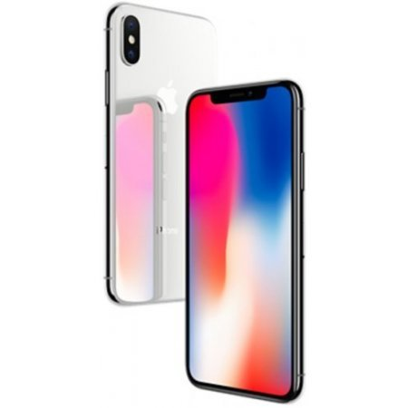 Apple Iphone X 64 gbh3g - Iphone X 64gb Silver H3g