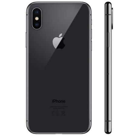 Apple Iphone X 256 gbh3g - Iphone X 256GB Space Grey HTG