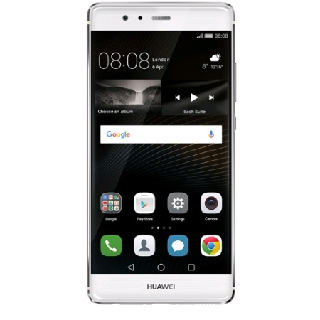 "Huawei Display IPS Full HD da 5.2"" FHD - P9 Mystic Silver"