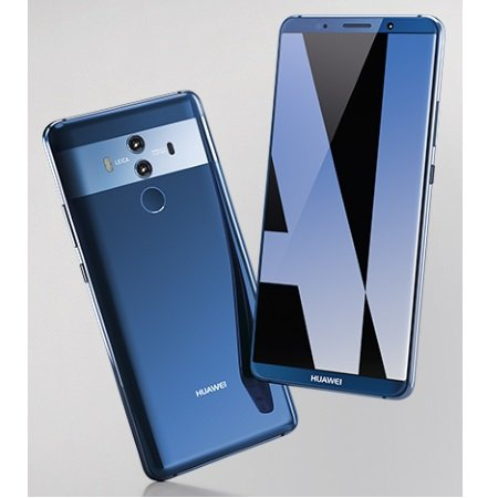 "Huawei Schermo 6.0"" HUAWEI FullView Display - Mate 10 Pro Blue"