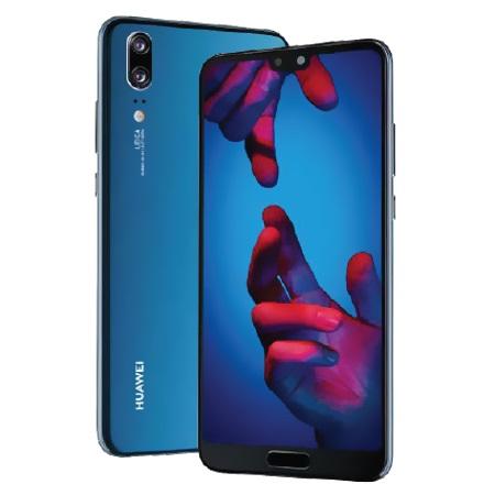 """Huawei Display da 5.8"""" FHD+, 2244x1080px, 428 ppi - P20 Blue"""