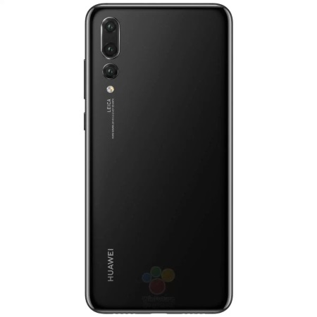 "Huawei Display da 6.1"" FHD+ AMOLED HDR GorillaGlass 5, 2240x1080, 408ppi - P20 Pro Nero"