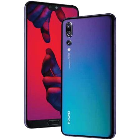 "Huawei Display da 6.1"" FHD+ AMOLED HDR GorillaGlass 5, 2240x1080, 408ppi - P20 Pro Purple Twilight"