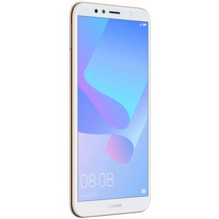 Huawei Smartphone 16 gb ram 2 gb. quadband - Y6 2018 Oro