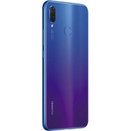 Huawei Smartphone 64 gb ram 4 gb quadband - P Smart Plus Viola