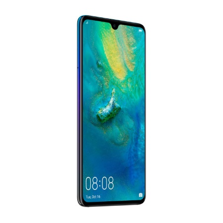 "Huawei Display: LCD Full HD+ da 6,53"" - Mate 20 Purple Twilight"
