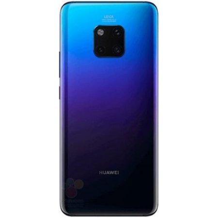Huawei Smartphone 128 gb ram 6 gb. quadband - Mate 20 Pro Viola
