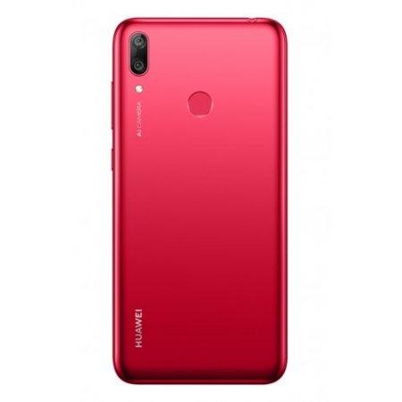 Huawei Smartphone 32 gb ram 3 gb. quadband - Y7 2019 Rosso