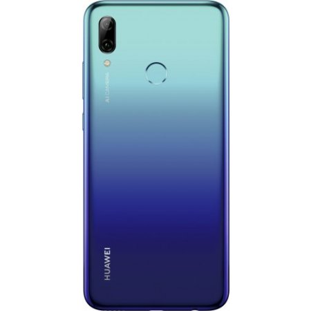 Huawei Smartphone 64 gb ram 3 gb. pentaband - P Smart 2019 Blu