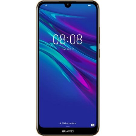 Huawei Smartphone 32 gb ram 2 gb quadband - Y6 2019 Marrone