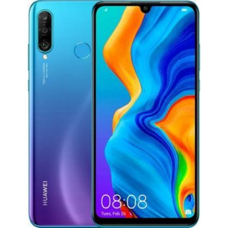Huawei Smartphone 128 gb ram 4 gb. quadband - P30 Lite Blu