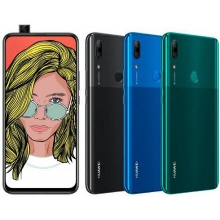 Huawei Smartphone 64 gb ram 4 gb. quadband - P Smart Z Verde