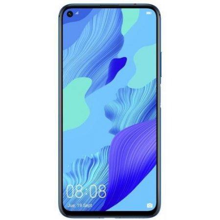 Huawei Smartphone 128 gb ram 6 gb. quadband - Nova 5t Blu