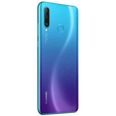 Huawei Smartphone 256 gb ram 6 gb. quadband - P30 Lite New Edition Blu