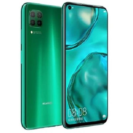 "Huawei  P40 Lite Crush Green Display: 6.4"" FHD+ (2310x1080) - 51095cke"