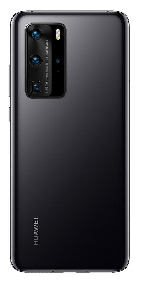 "Huawei P40 Pro Black Display: 6.58"" OLED (2640x1200) - 51095eyg"