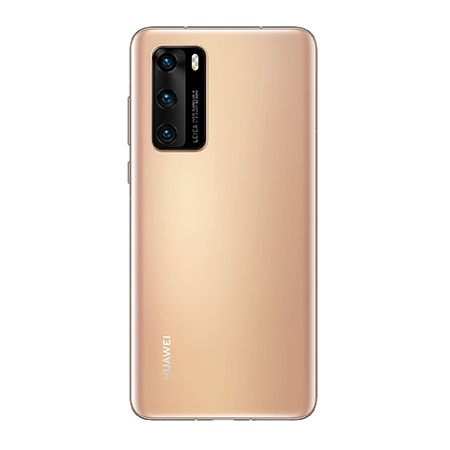 "Huawei P40 Gold Display: 6.1"" OLED (2340x1200) - 51095ehl"