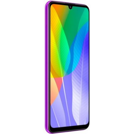 Huawei Smartphone 64 gb ram 3 gb. quadband - Y6p Viola