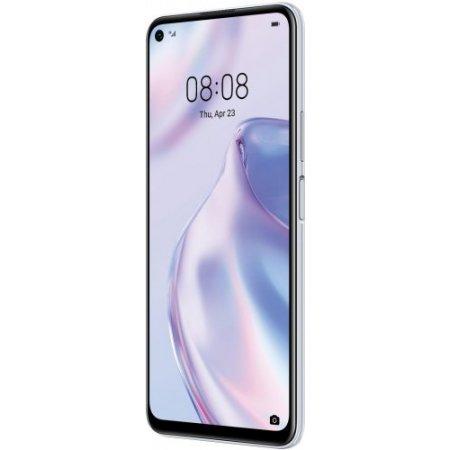 Huawei Smartphone 128 gb ram 6 gb. quadband - P40 Lite 5g Silver