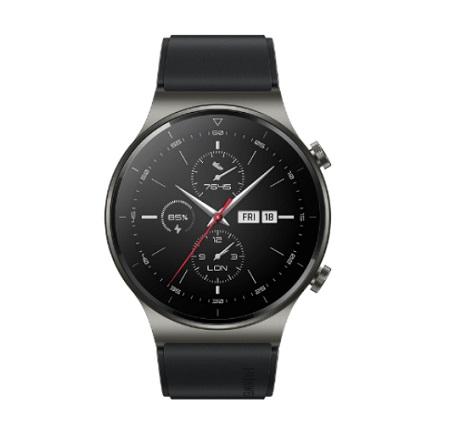 Huawei - Watch Gt 2 Pro Night Black