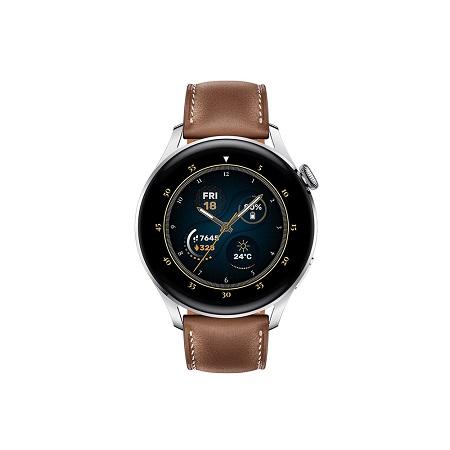 Huawei - Huawei Watch 3 Classic Grey
