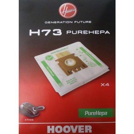 Hoover - Sacchetti Aspirapolvere - H73  Athos