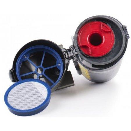 Hoover Aspirapolvere 450 W - Rc60pet Grigio-blu